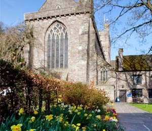 Brecon Cathedral © The Church in Wales