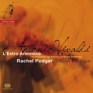 Vivaldi CD shortlisted for Gramophone Award