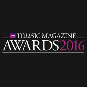 Vivaldi wins votes! BBC Music Magazine Awards 2016