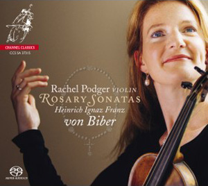 Biber CD release, RAM Bach prize & Oregon residency