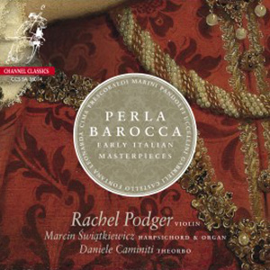 New CD release, 'Perla Barocca'